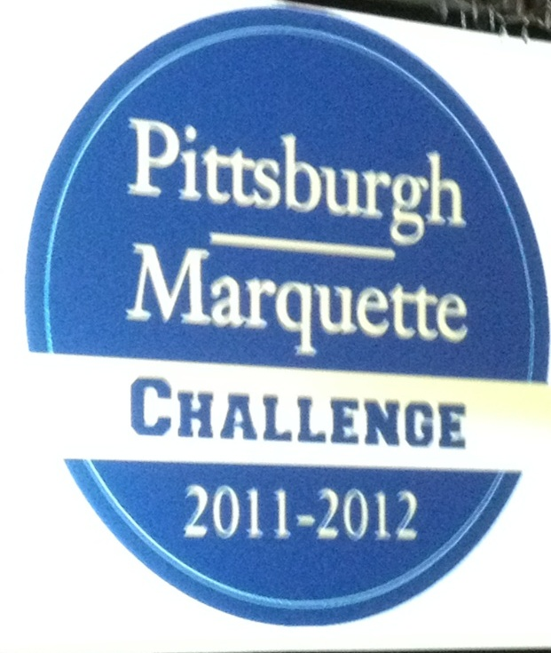 Winners of the Pittsburgh-Marquette Challenge